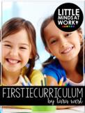 FirstieCurriculum First Grade Curriculum BUNDLED | HOMESCH