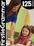 FirstieGrammar First Grade Grammar Curriculum   Homeschool Compatible  
