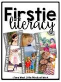 FirstieLiteracy® First Grade Close Reads Curriculum Units BUNDLE  + Homeschool