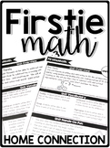 FirstieMath™ Curriculum Home Connection