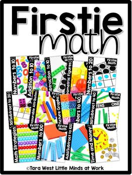 FirstieMath Curriculum GROWING BUNDLE