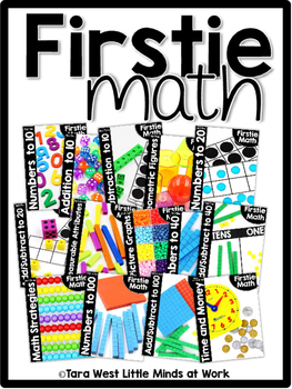 FirstieMath™ First Grade Math Curriculum
