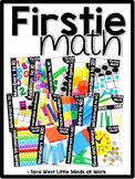 FirstieMath® First Grade Math Curriculum Bundle