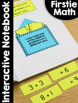 FirstieMath™ Interactive Notebook