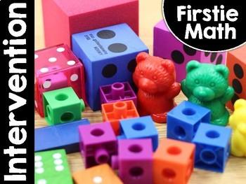FirstieMath™ First Grade Math Intervention Curriculum