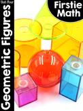 FirstieMath™ Unit Four: Geometry