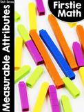 FirstieMath™ Unit Seven: Measurable Attributes