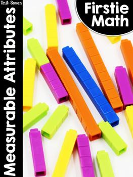 FirstieMath Unit Seven: Measurable Attributes