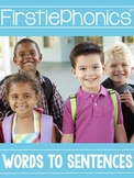 FirstiePhonics™ First Grade Phonics Curriculum