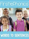 FirstiePhonics® First Grade Phonics Curriculum + Homeschool  GOOGLE SLIDES READY