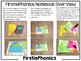 FirstiePhonics™ First Grade Phonics Interactive Notebook