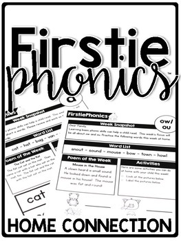 FirstiePhonics™ Home Connection