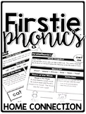 FirstiePhonics™ First Grade Phonics Home Connection - Newsletters