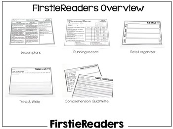 FirstieReaders Level: G *ENGLISH AND SPANISH*