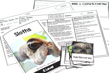 FirstieReaders™ Nonfiction Levels: E-H *GROWING* BUNDLED *ENGLISH AND SPANISH*