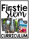 Firstie/KinderSTEM First Grade STEM Curriculum Bundle | Homeschool Compatible |