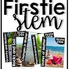 FirstieSTEM Curriculum Growing Bundle
