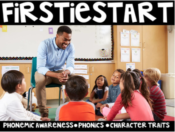 FirstieStart Curriculum