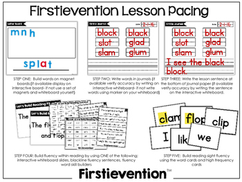 Firstievention™ First Grade Intervention Curriculum