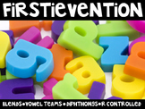 Firstievention® First Grade Intervention Curriculum