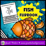 Fish Science Activities (Fish Research Flipbook)