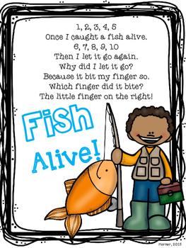 Fish Alive! Investigation