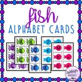 Fish Alphabet Cards