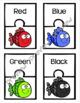Fish Basic Colors Puzzle