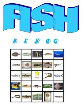 Fish Bingo