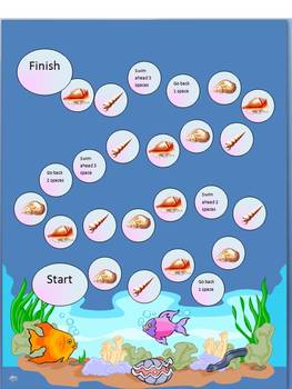 Fish Boardgame