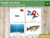 Fish Book - Toddler