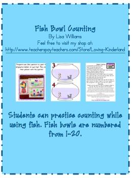 Fish Bowl Counting