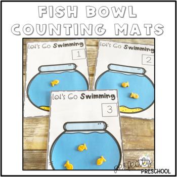 Fish Bowl Counting Freebie