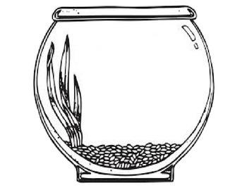 Fish Bowl Counting Mat