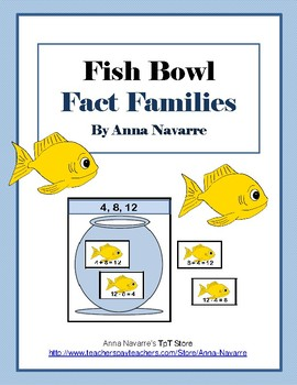 Fish Bowl Fact Families