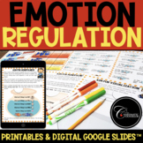 Emotional Regulation Lessons / Interactive Game (from Resi