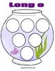Fish Bowl Phonics -Long/Short E