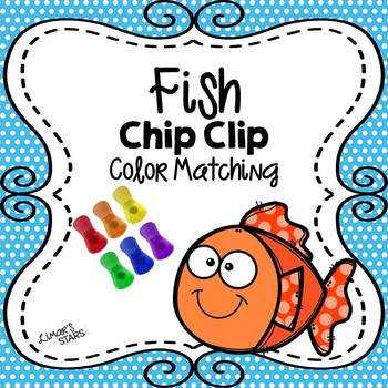 Fish Chip Clip Color Matching