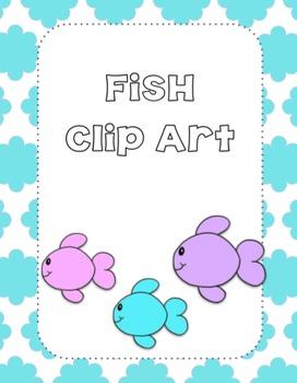 FREE! Fish Clip Art png format