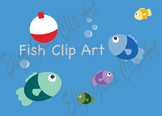 Fish Clip Art Collection
