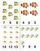 Fish: Count and Clip Cards for Math Centers