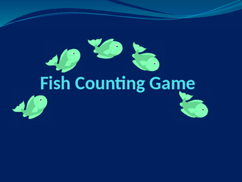 Fish Counting Game