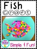 Fish Craft! {Any Age!} Simple & Fun!