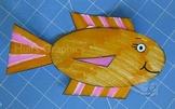 Fish Craft Template PDF