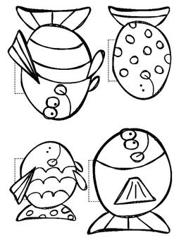 Fish Craftivity
