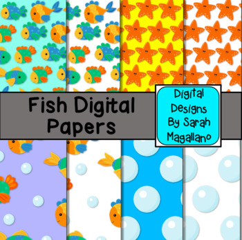 Fish Digital Papers
