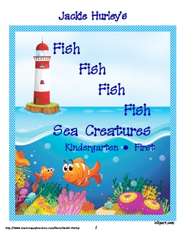Fish, Fish, Fish, Fish, Sea Creatures
