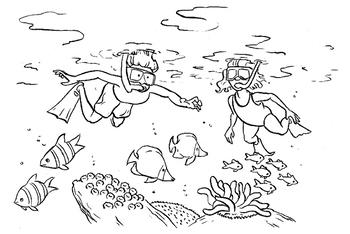 Fish! Fish and more fish!