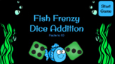 Fish Frenzy Addition Facts to 10