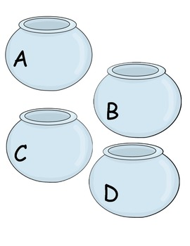 Fish Friends Alphabet Matching